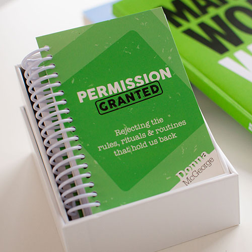 Permission Granted Books and Cards